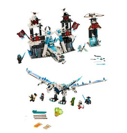 LEGO 70678 Castle of the Forsaken Emperor NINJAGO