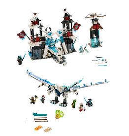 LEGO 70678 Castle of the Forsaken Emperor NINJAGO