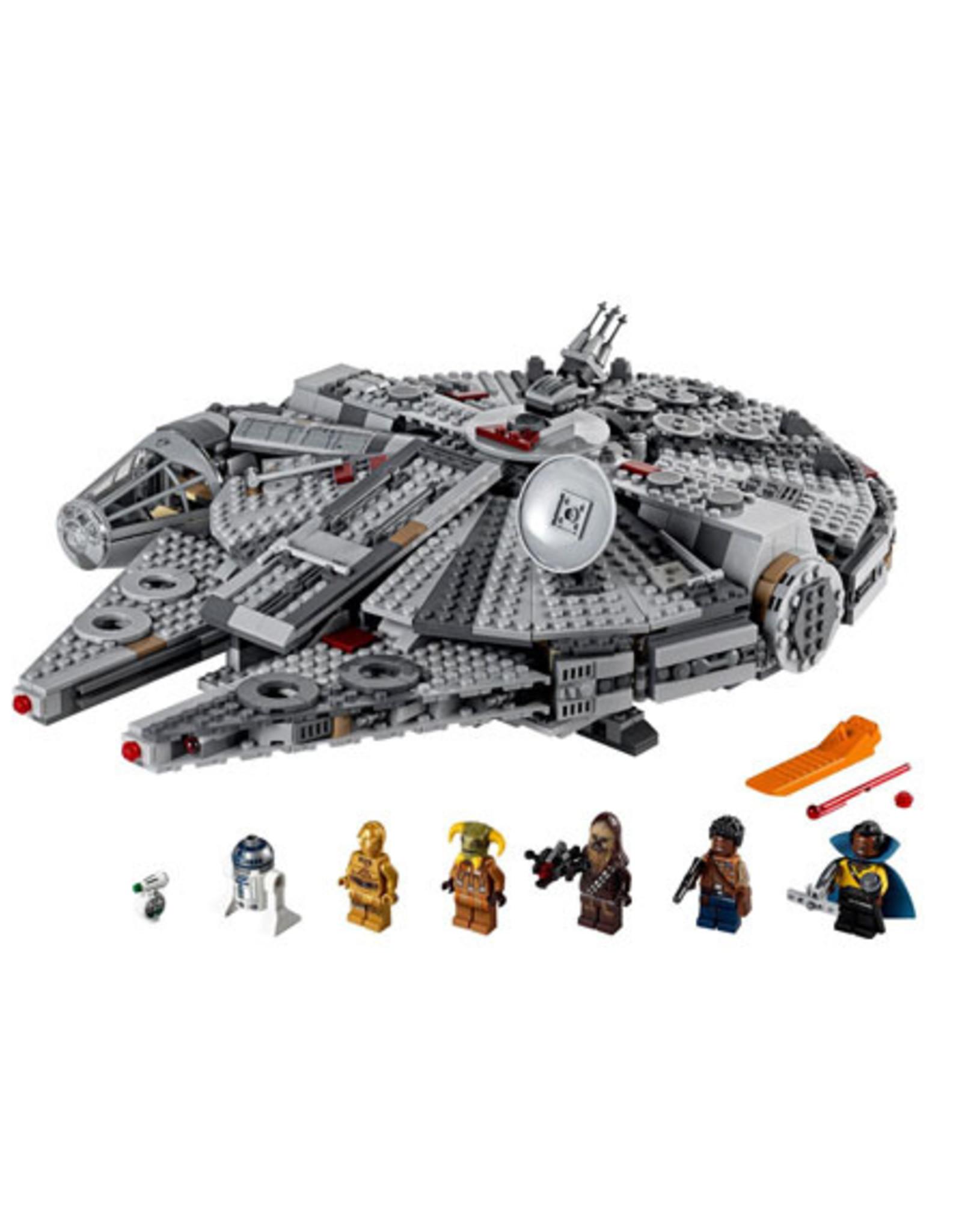LEGO LEGO 75257 Millennium Falcon STAR WARS
