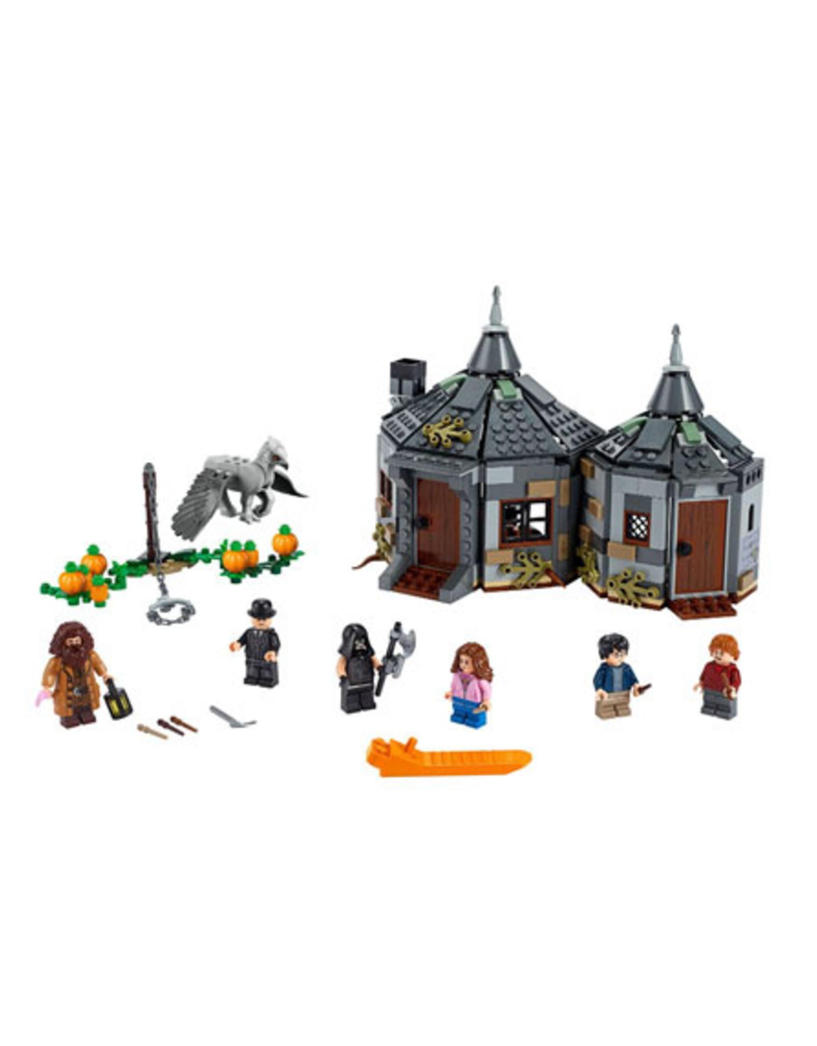 LEGO LEGO 75947 Hagrid's Hut: Buckbeak's Rescue HARRY POTTER