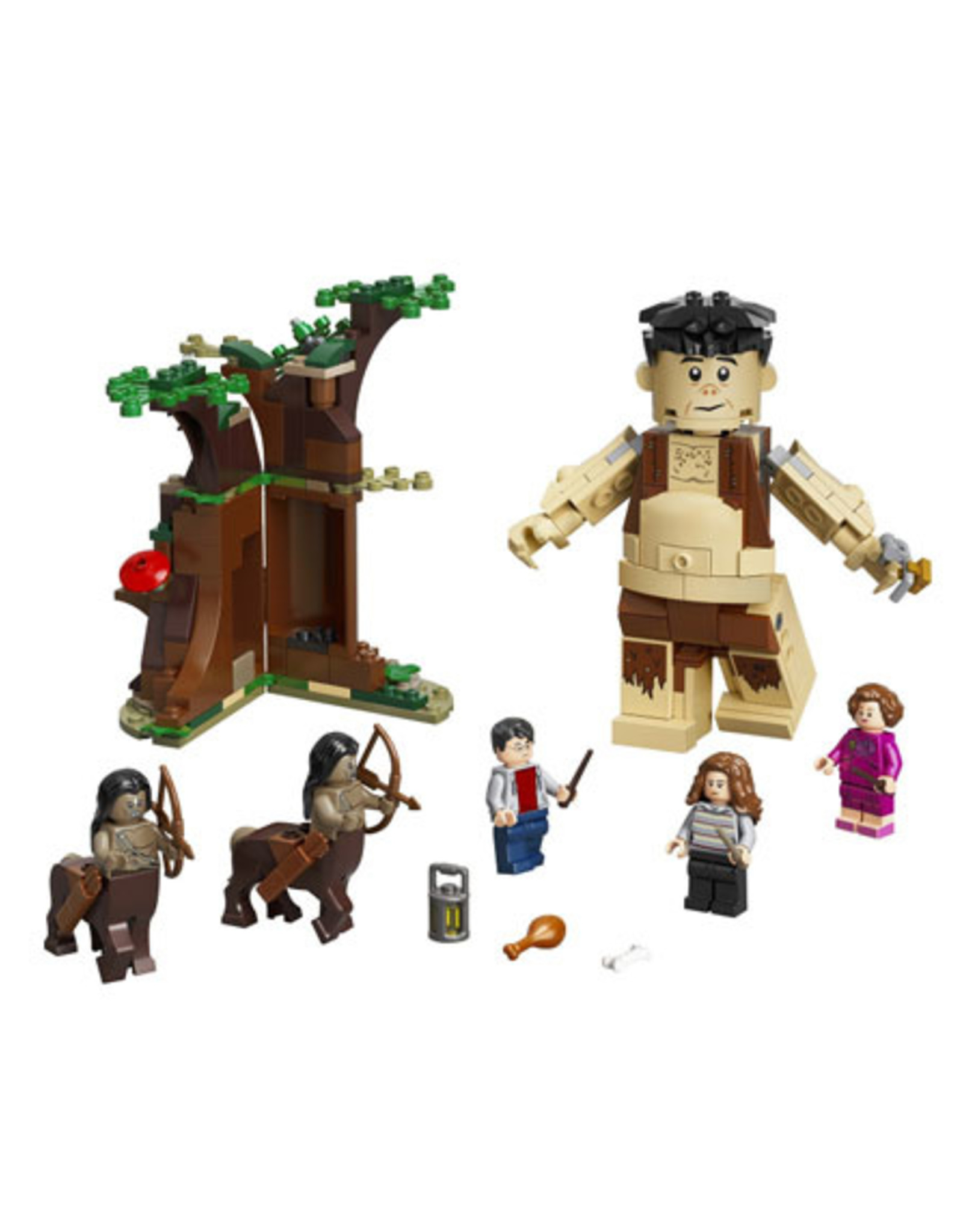 LEGO LEGO 75967 Forbidden Forrest: Umbridge's Encounter HARRY POTTER