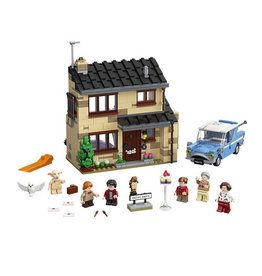 LEGO 75968 4 Privet Drive HARRY POTTER