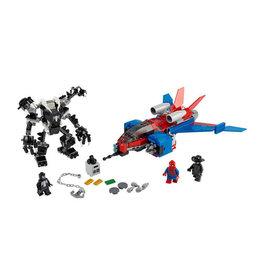 LEGO 76150 Spiderjet vs. Venom Mech SUPER HEROES