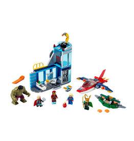 LEGO 76152 Avengers Wrath of Loki SUPER HEROES
