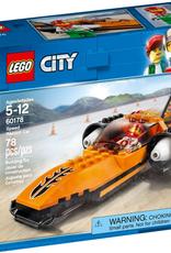 LEGO LEGO 60178 Speed Record Car CITY
