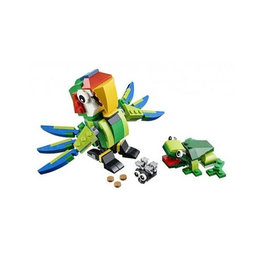 LEGO 31031 Rainforest Animals CREATOR
