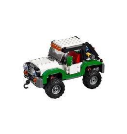 LEGO 31037 Adventure Vehicles CREATOR
