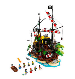 LEGO 21322 Pirates of Barracuda Bay IDEAS