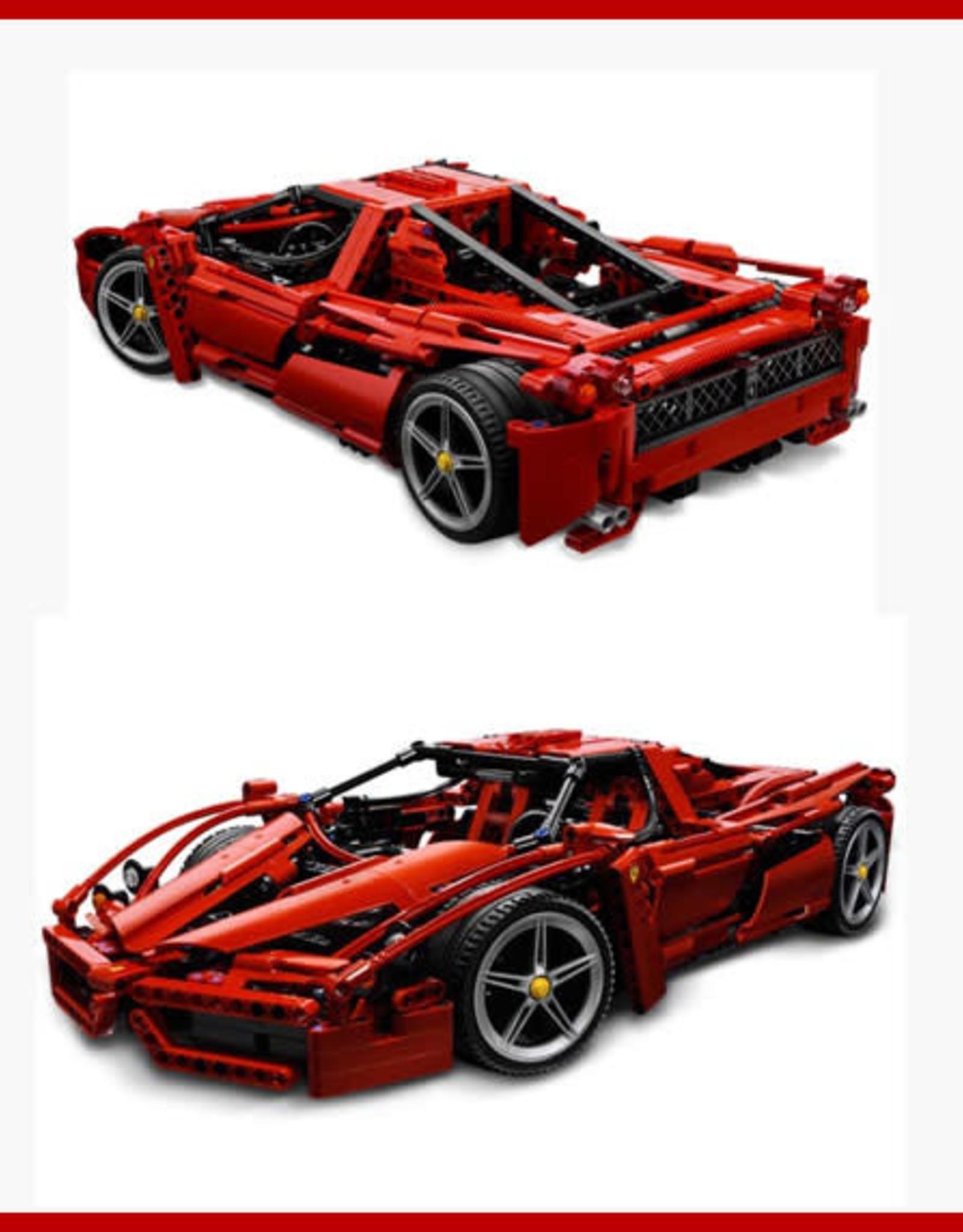 LEGO LEGO 8653 Enzo Ferrari 1:10 RACERS