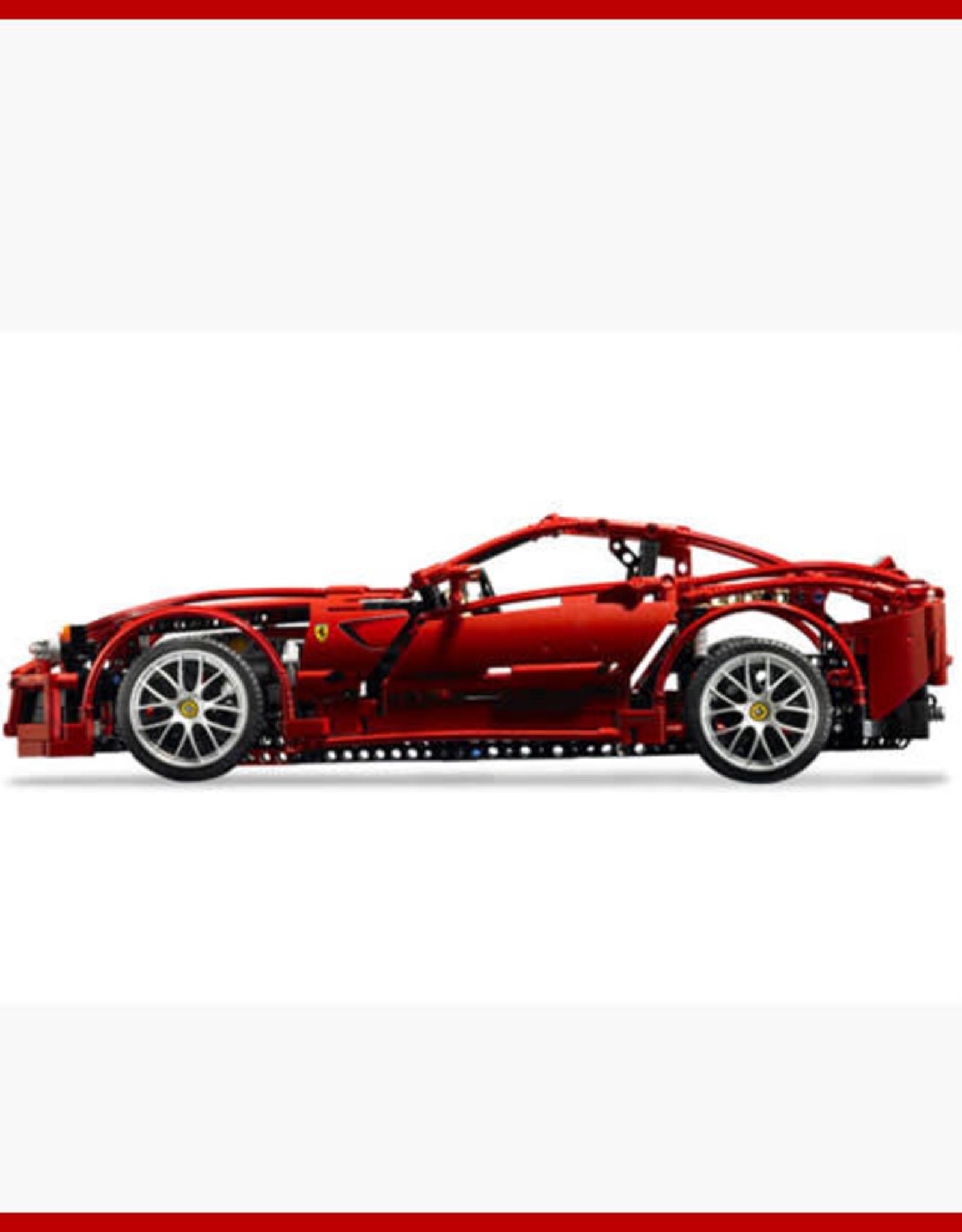 LEGO LEGO 8145 Ferrari 599 GTB Fiorano RACERS