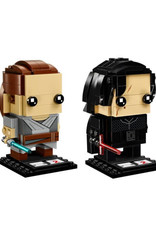 LEGO LEGO 41489 Rey & Kylo Ren Brickheadz SPECIAL