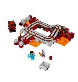 LEGO 21130 The Nether Railway MINECRAFT