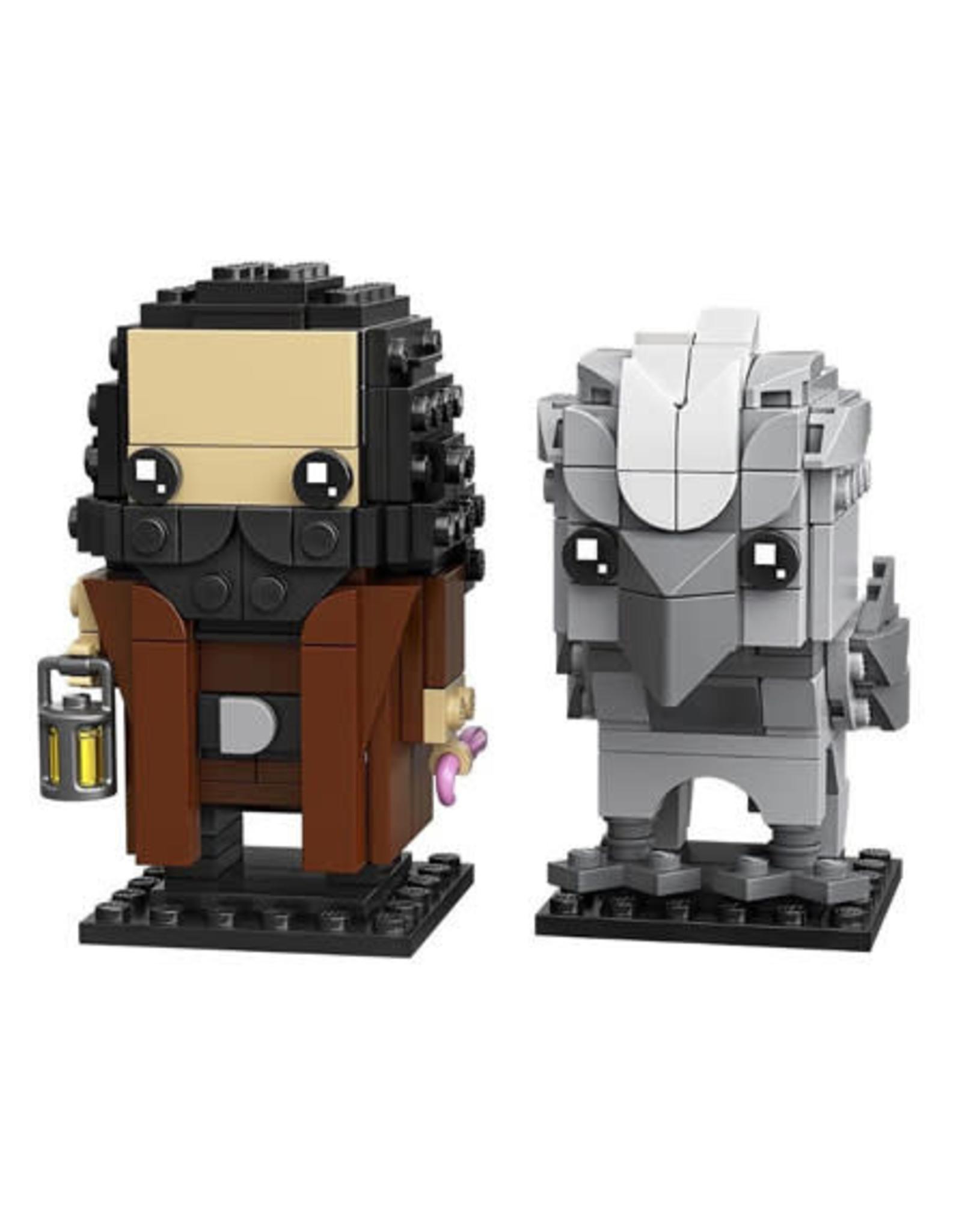 LEGO LEGO 40412 Hagrid & Buckbeak Brickheadz NIEUW