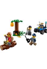 LEGO LEGO 60171 Mountain Fugitives CITY