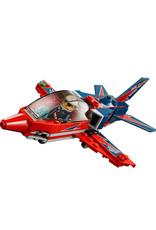 LEGO LEGO 60177 Airshow Jet CITY