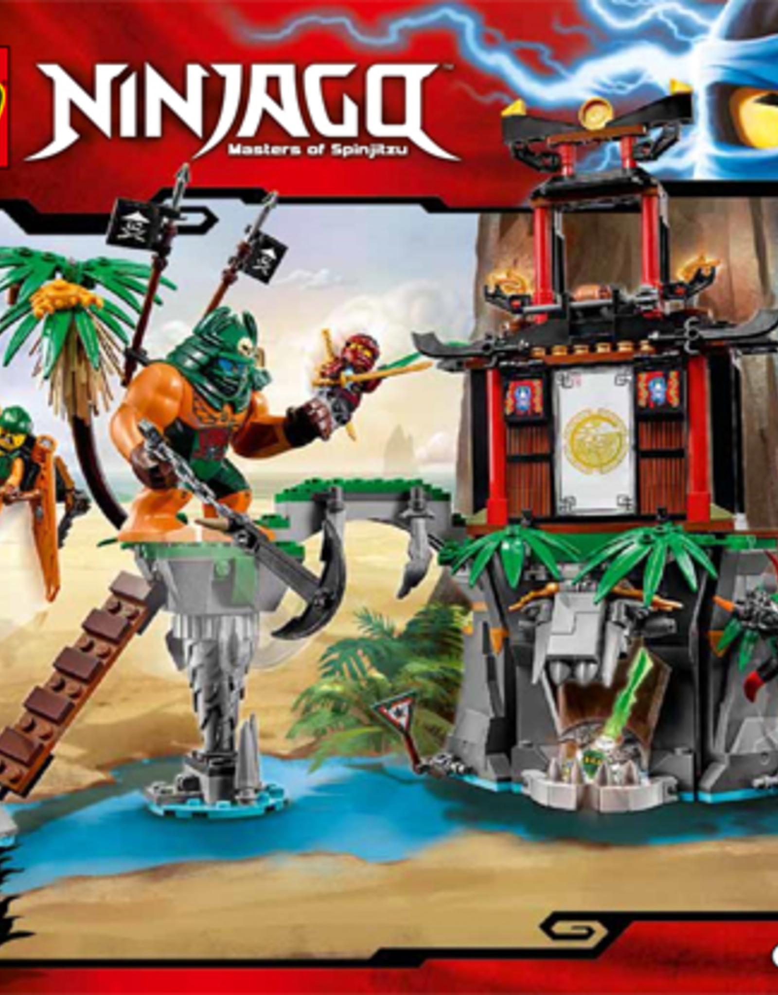 LEGO LEGO 70604 Tiger Widow Island NINJAGO