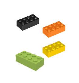 LEGO Blokken (hoog 2x4)