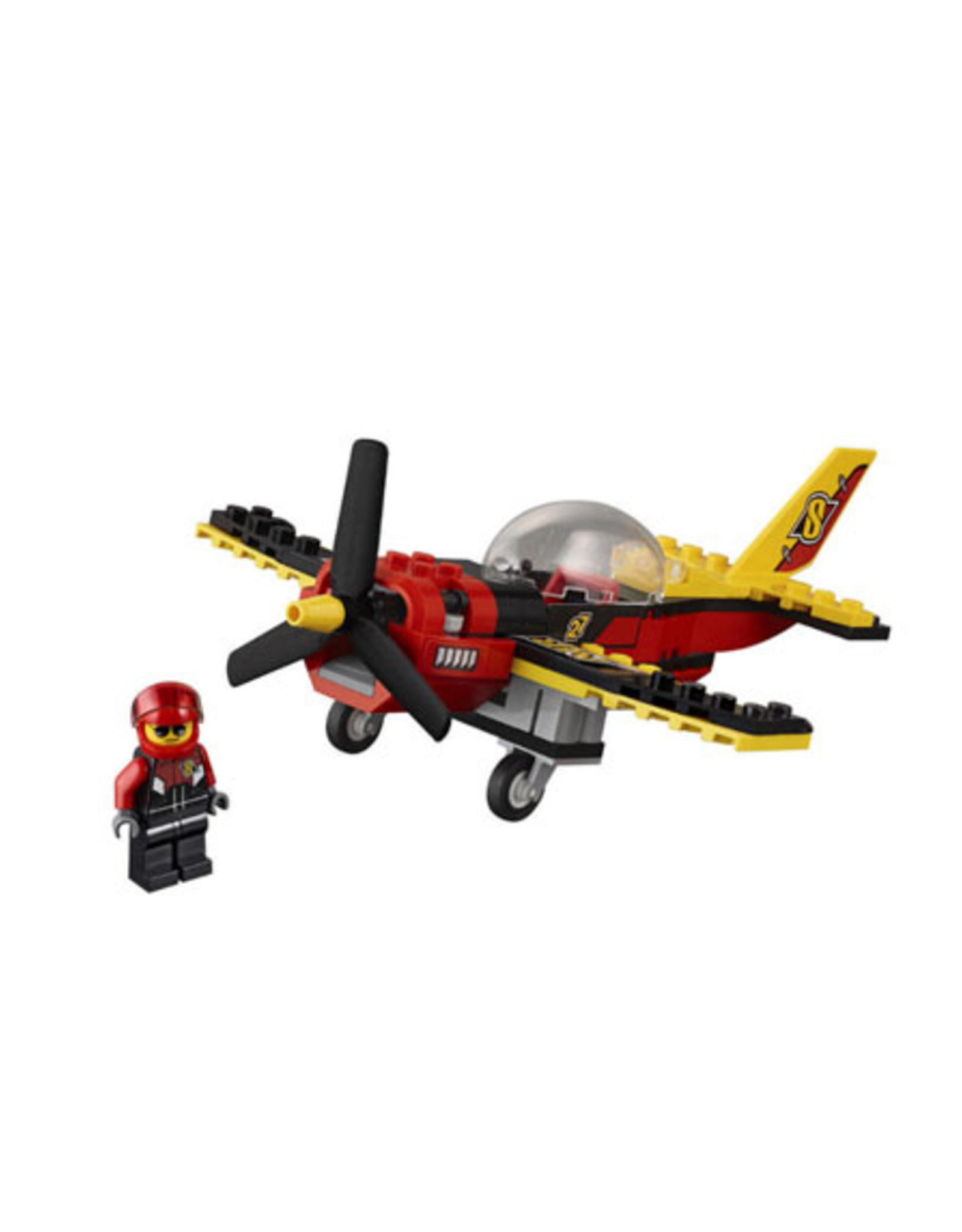 LEGO LEGO 60144 Race Plane CITY