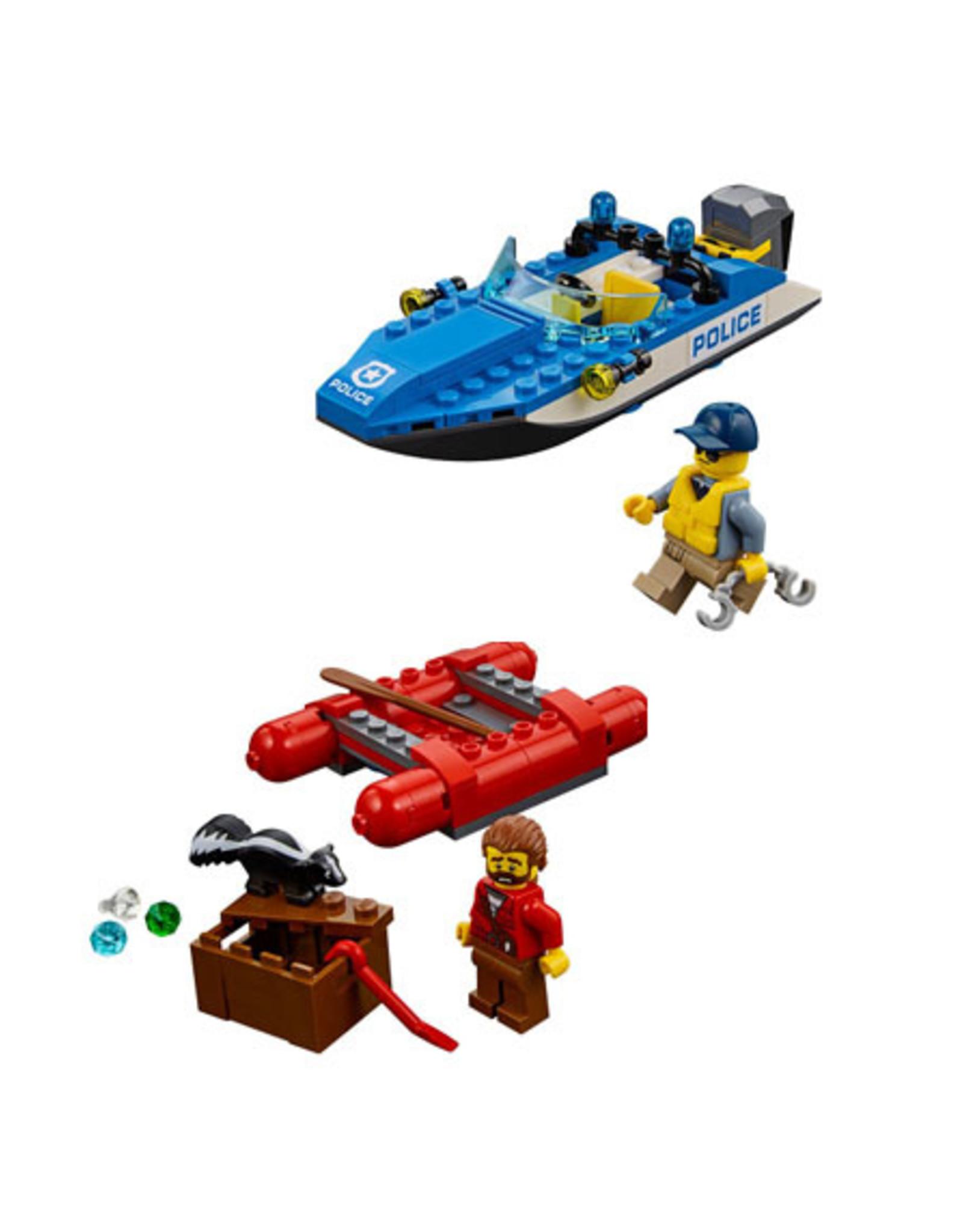 LEGO LEGO 60176 Wild River Escape CITY