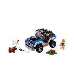 LEGO 31075 Outback Adventures CREATOR