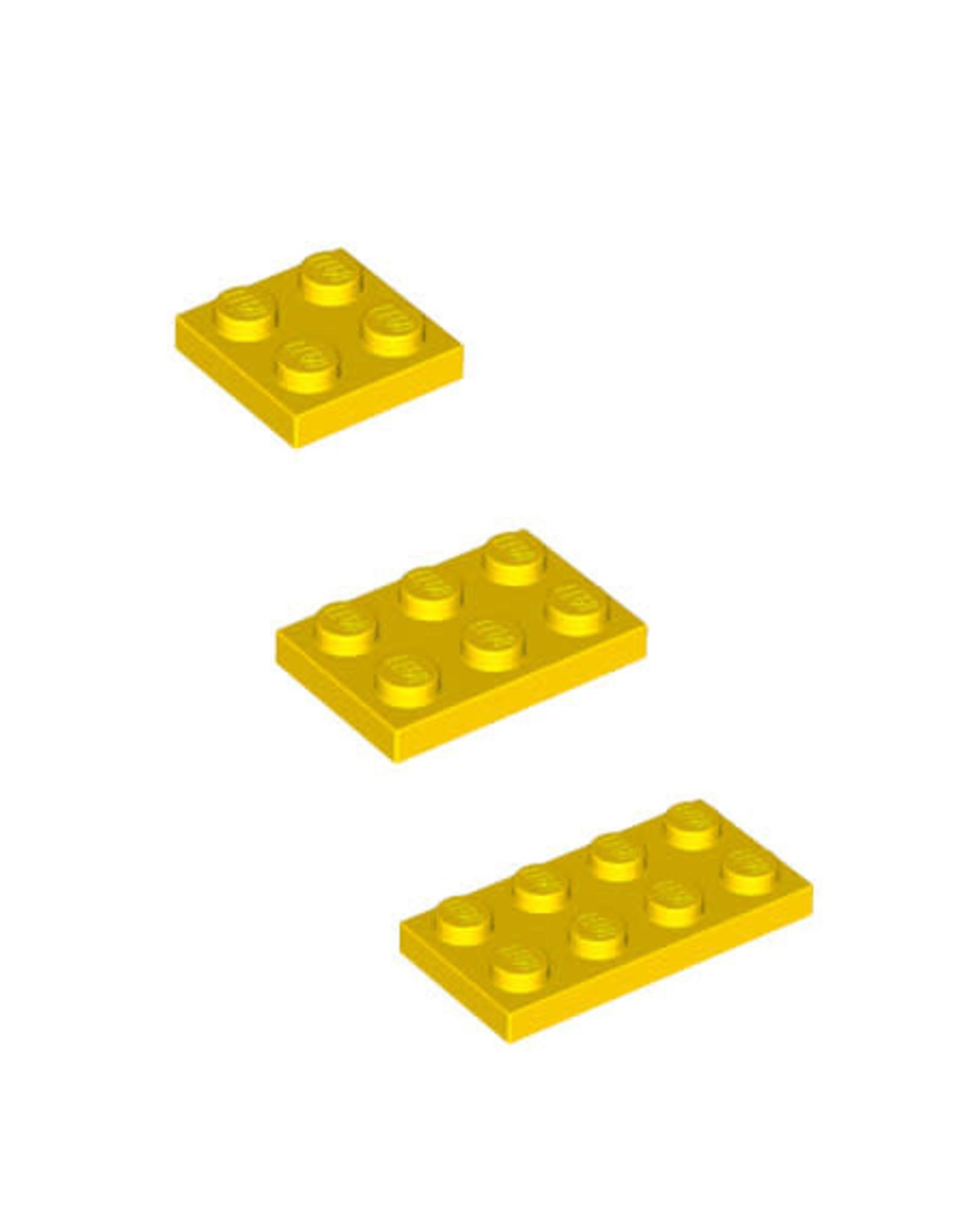 LEGO LEGO Plaatjes (laag 2x2-2x3-2x4)
