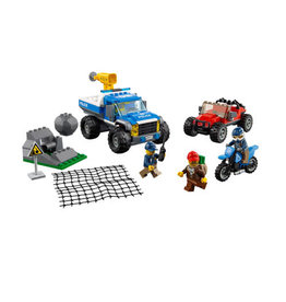 LEGO 60172 Dirt Road Pursuit CITY