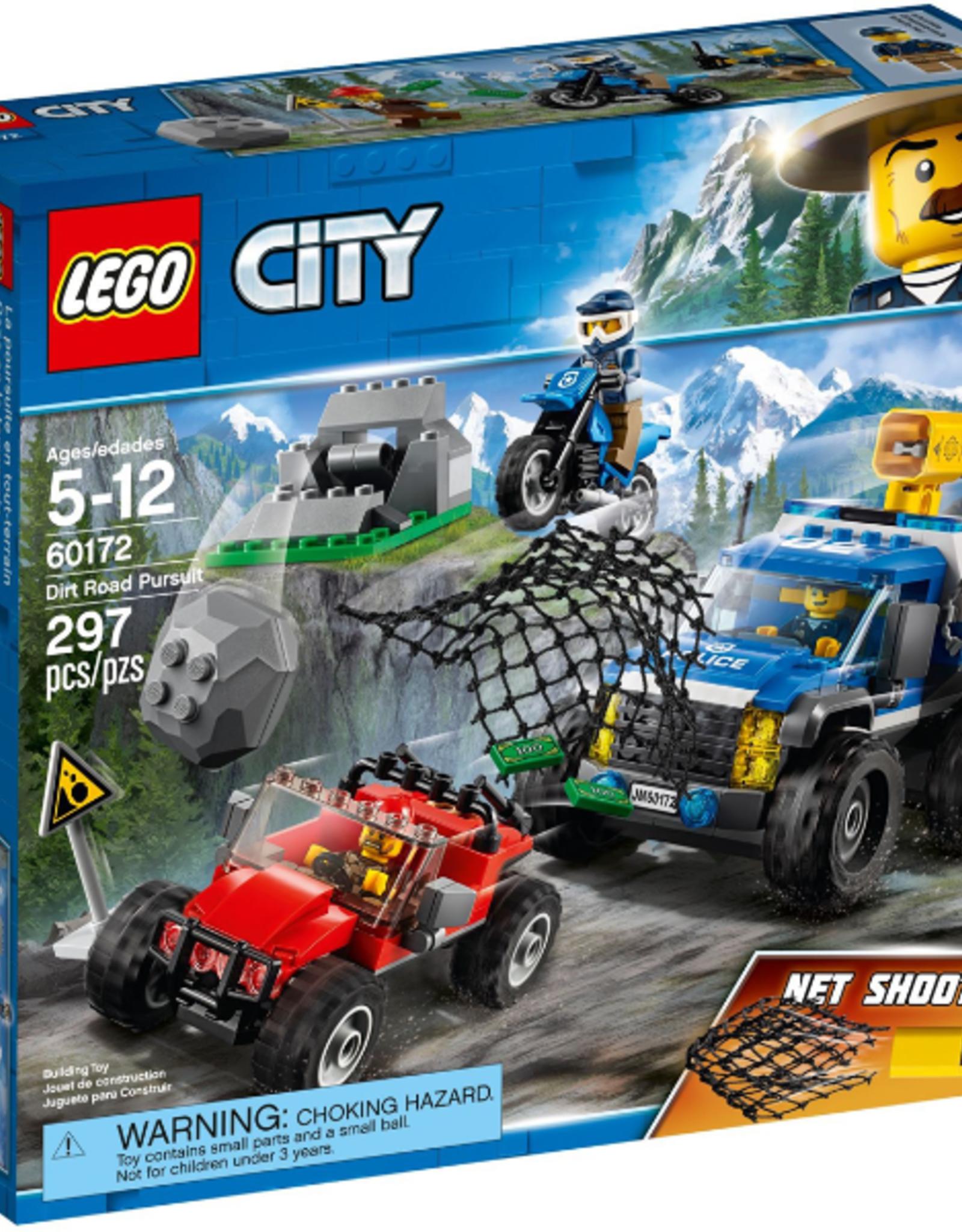LEGO LEGO 60172 Dirt Road Pursuit CITY