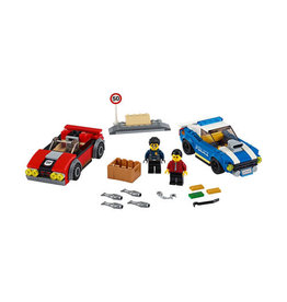 LEGO 60242  Police Highway Arrest CITY