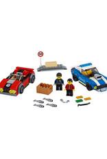 LEGO LEGO 60242  Police Highway Arrest CITY
