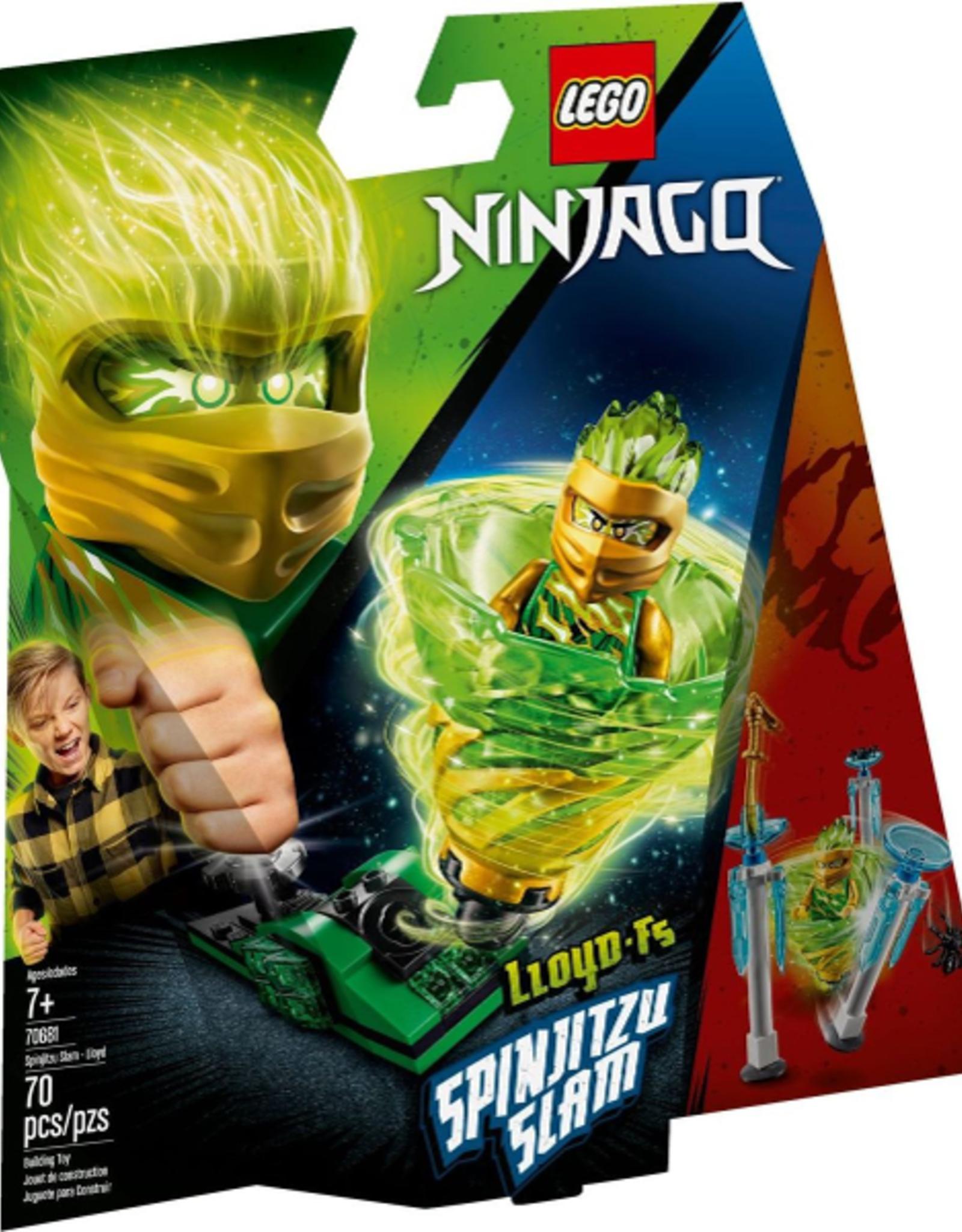 LEGO LEGO 70681 Spinjitzu Slam - Lloyd NINJAGO