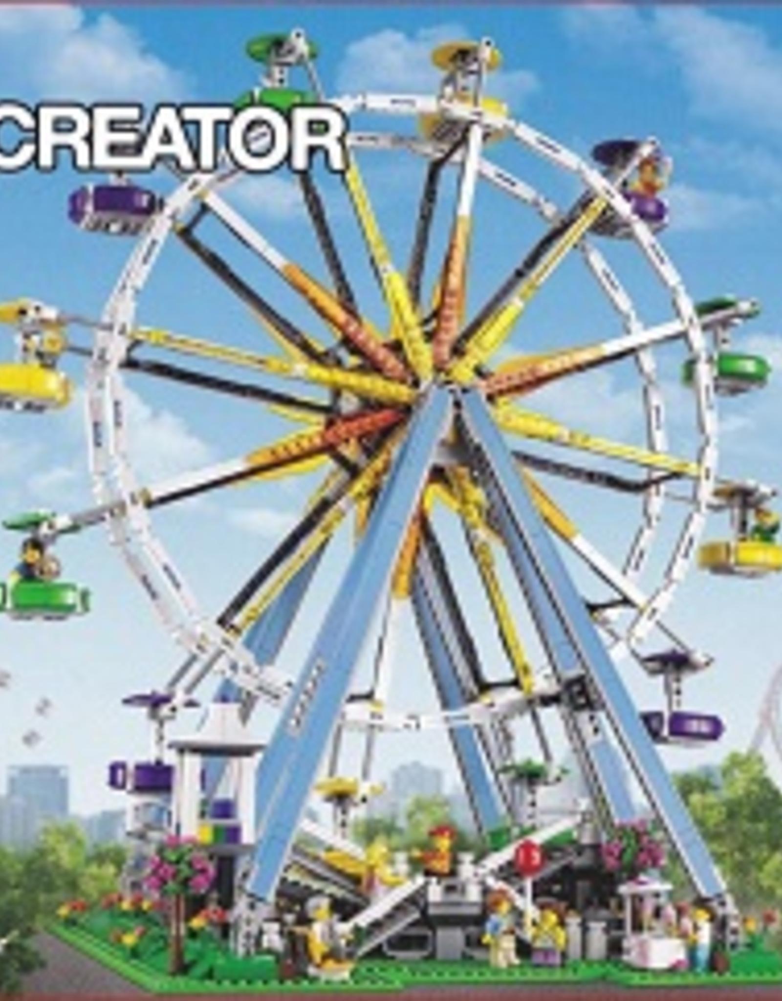LEGO LEGO 10247 Ferris Wheel CREATOR Expert