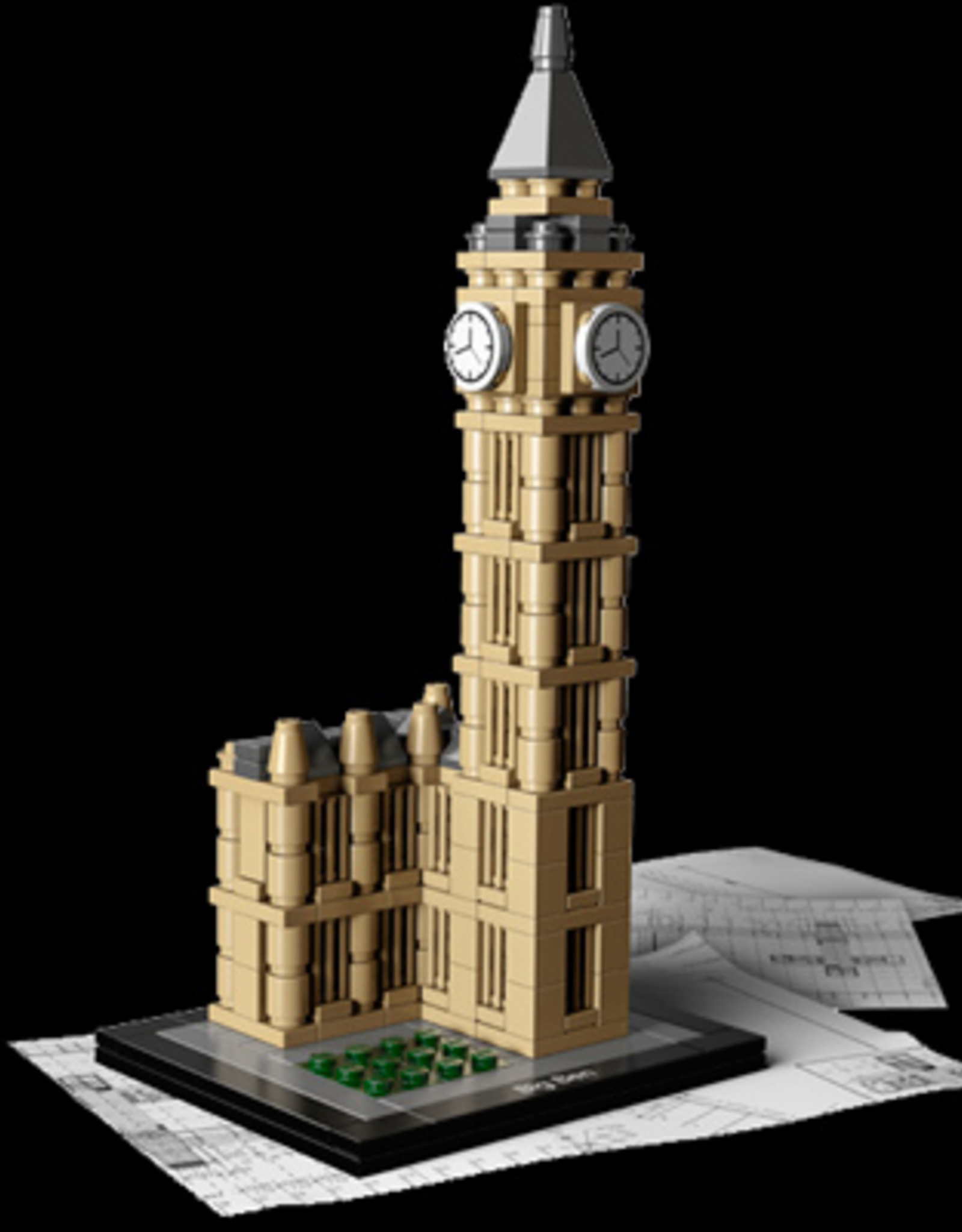 LEGO LEGO 21013 Big Ben - Architecture - SPECIALS