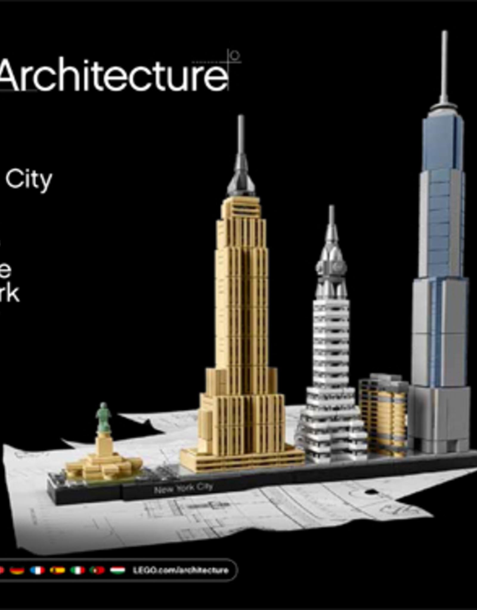 LEGO LEGO 21028 New York City - Architecture - SPECIALS
