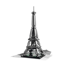 LEGO 21019 The Eiffel Tower - Architecture - SPECIALS