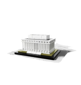 LEGO 21022 Lincoln Memorial - Architecture - SPECIALS