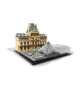 LEGO 21024 Louvre - Architecture - SPECIALS