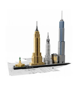 LEGO 21028 New York City - Architecture - SPECIALS