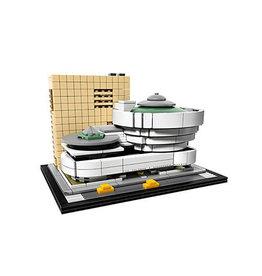 LEGO 21035 Solomon R. Guggenheim Museum - Architecture - SPECIALS