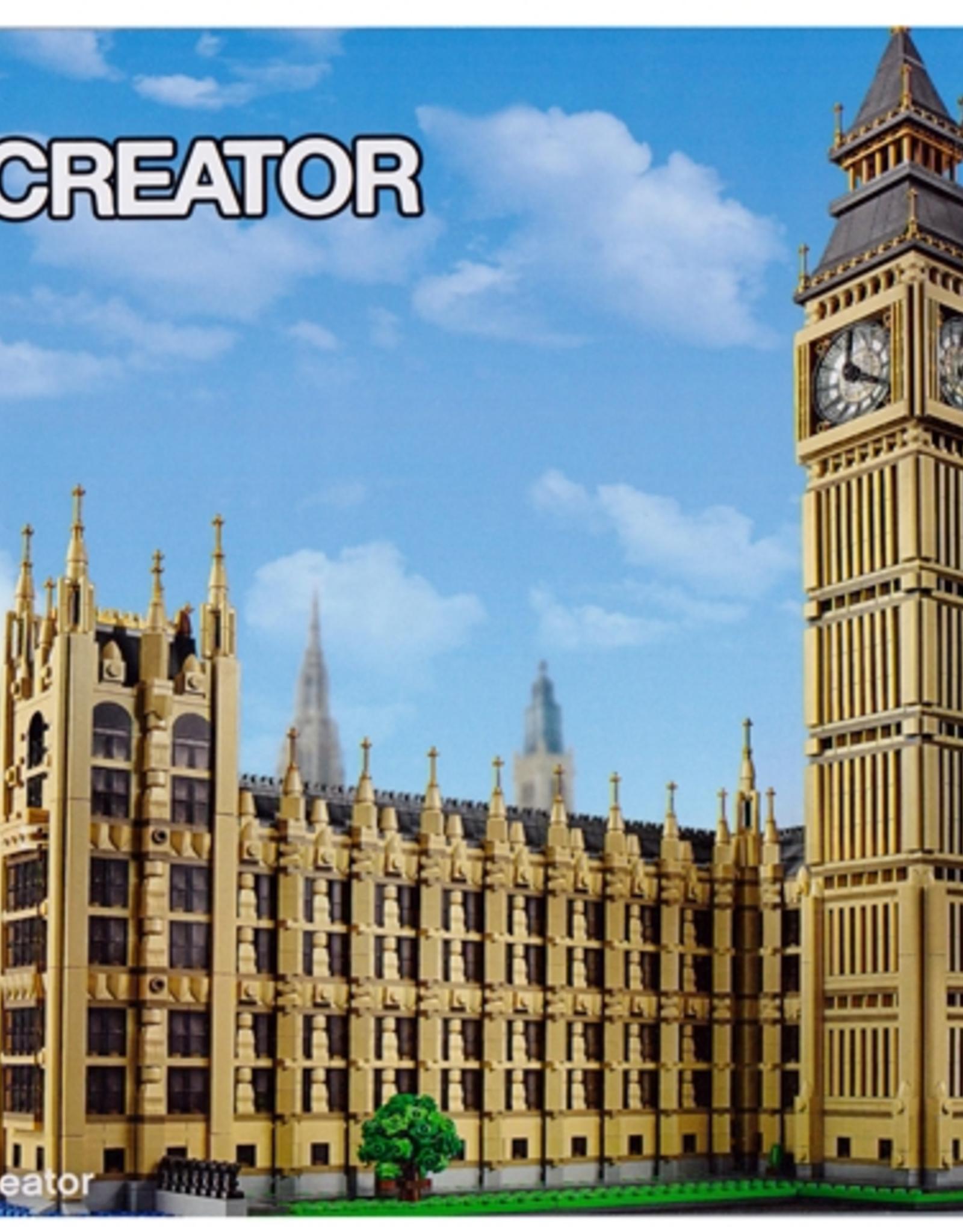 LEGO LEGO 10253 Big Ben SCULPTURES