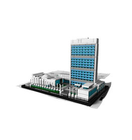 LEGO 21018 UN Headquarters - Architecture - SPECIALS