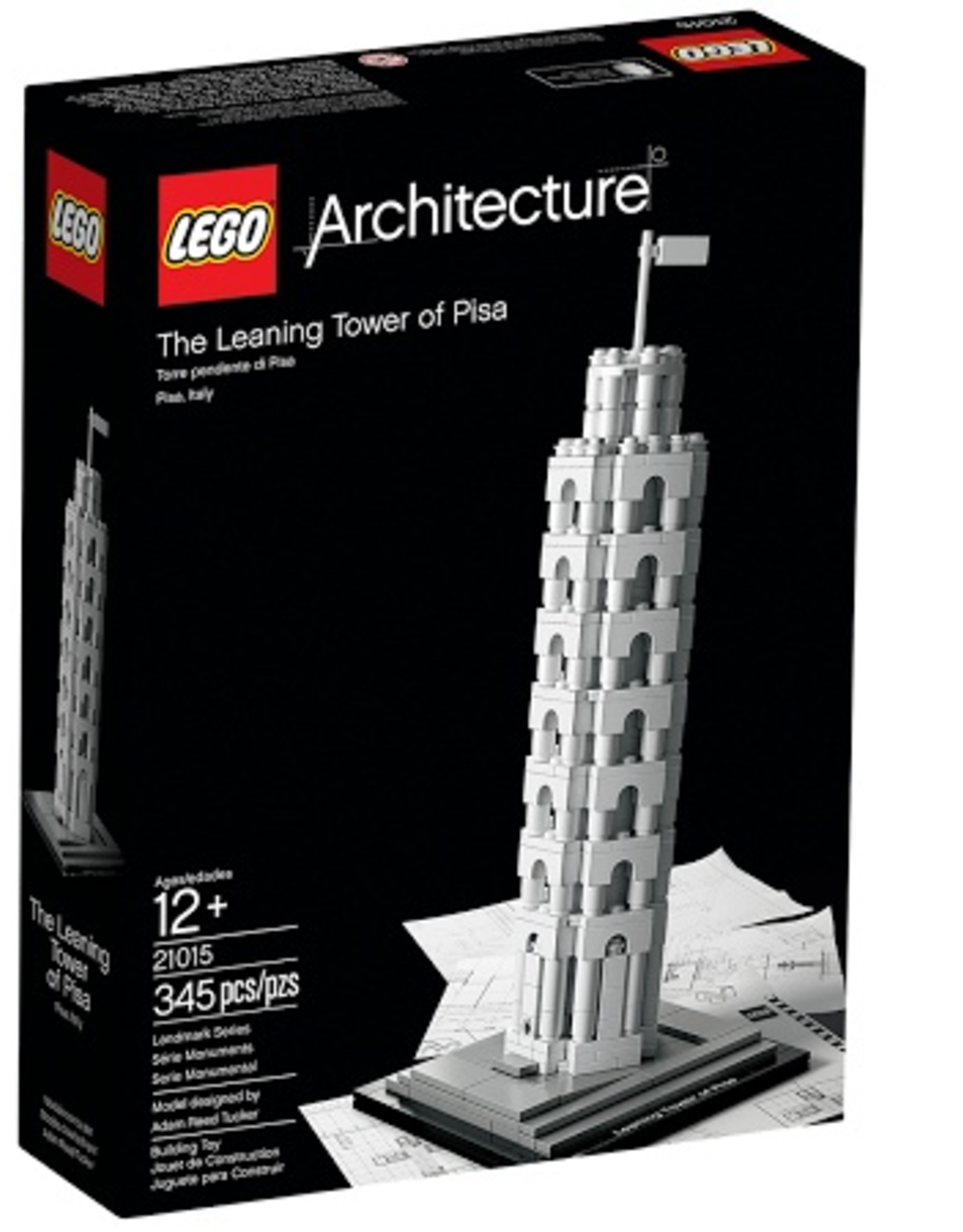 LEGO LEGO 21015 Tower of Pisa - Architecture - SPECIALS