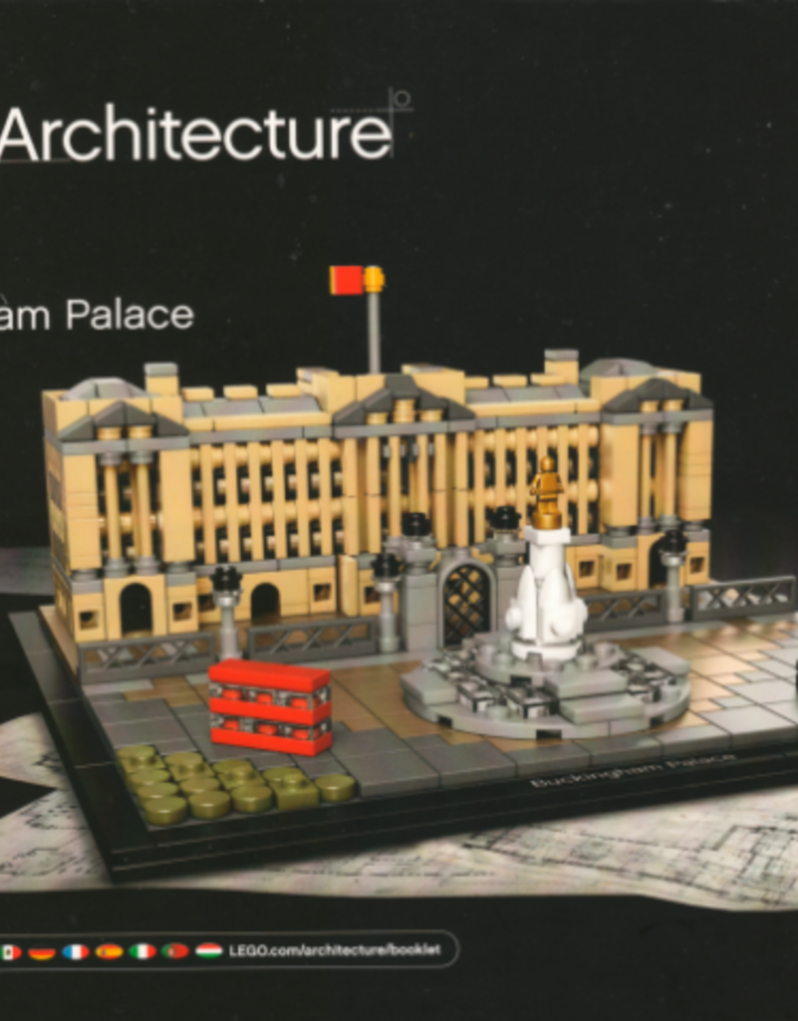 LEGO LEGO 21029 Buckingham Palace - Architecture - SPECIALS