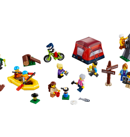 LEGO 60202 People Pack - Outdoor Adventures CITY