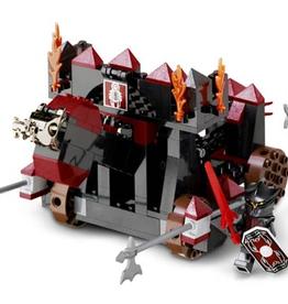 LEGO 8800 Vladek's Siege Engine  KNIGHTS KINGDOM