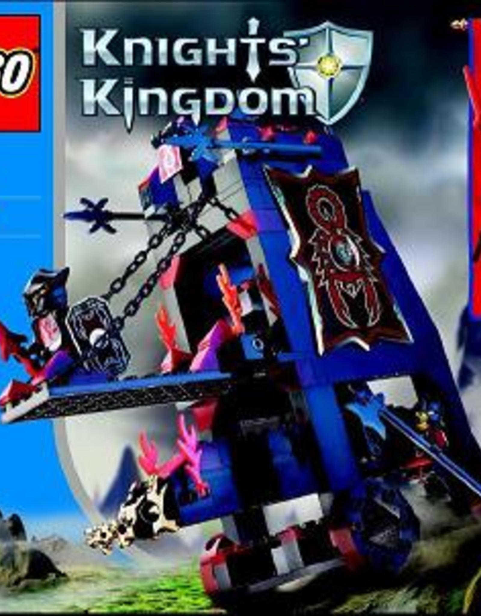 LEGO LEGO 8800 Vladek's Siege Engine  KNIGHTS KINGDOM