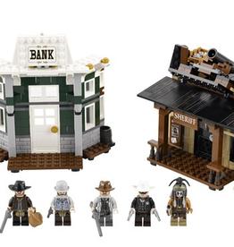 LEGO 79109 Colby City Showdown LONE RANGER