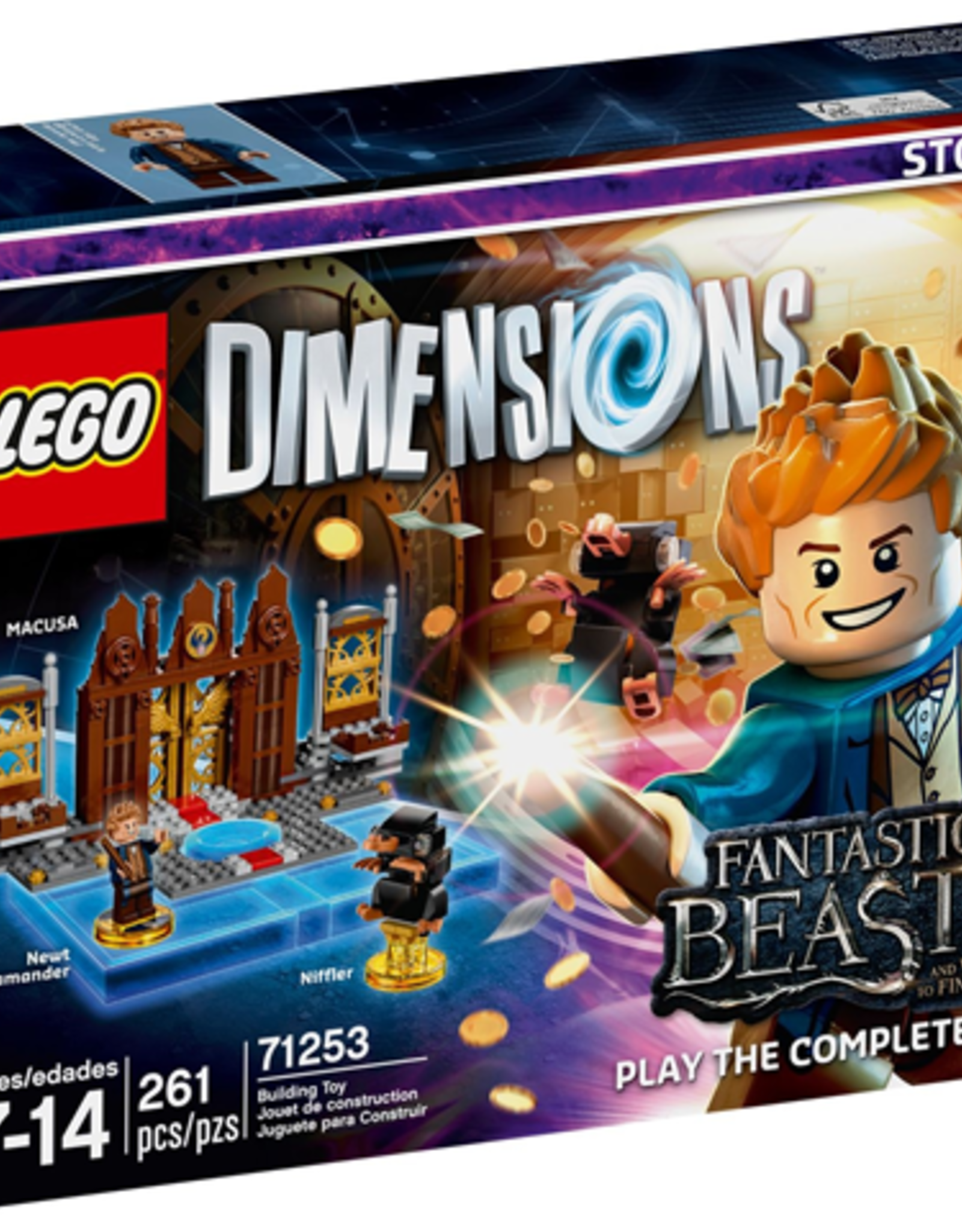 LEGO LEGO 71253 Story Pack - Fantastic Beasts and Where to Find Them Dimensions