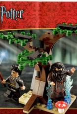 LEGO LEGO 4865 The Forbidden Forest HARRY POTTER