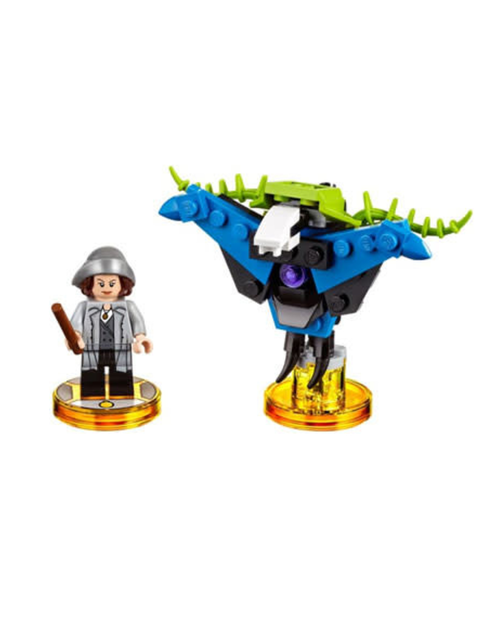LEGO LEGO 71257 Fun Pack - Fantastic Beasts and Where to Find Them (Tina Goldstein and Swooping Evil) Dimensions
