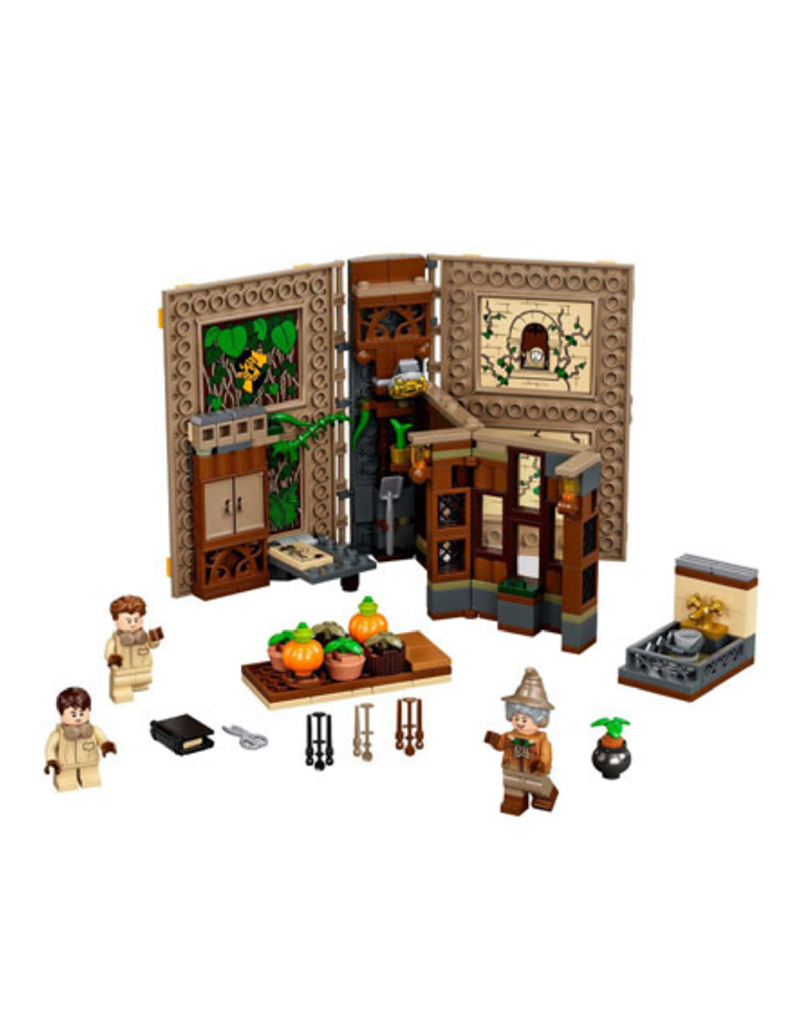 LEGO LEGO 76384 Hogwarts Moment: Herbology Class HARRY POTTER